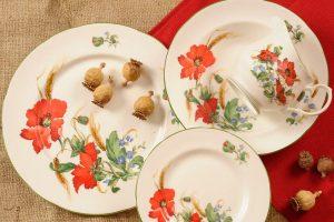 Duchess Poppies China